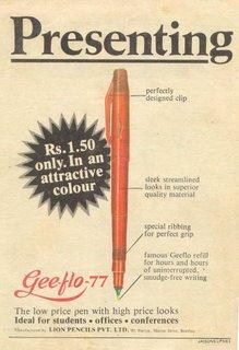 Gee-flo-77 Pens