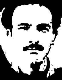 Cartoonist Irfan Hussain