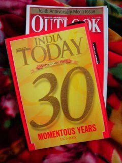 India Today and Outlook