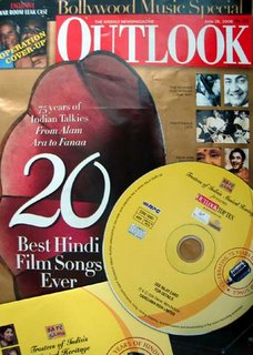 Outlook - Bollywood Music Special
