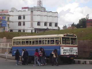 Shillong City Bus