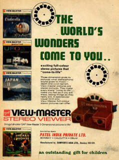 View Master - Stereo Viewer