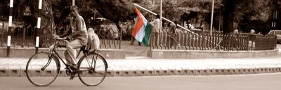 Independence Day preparations - New Delhi