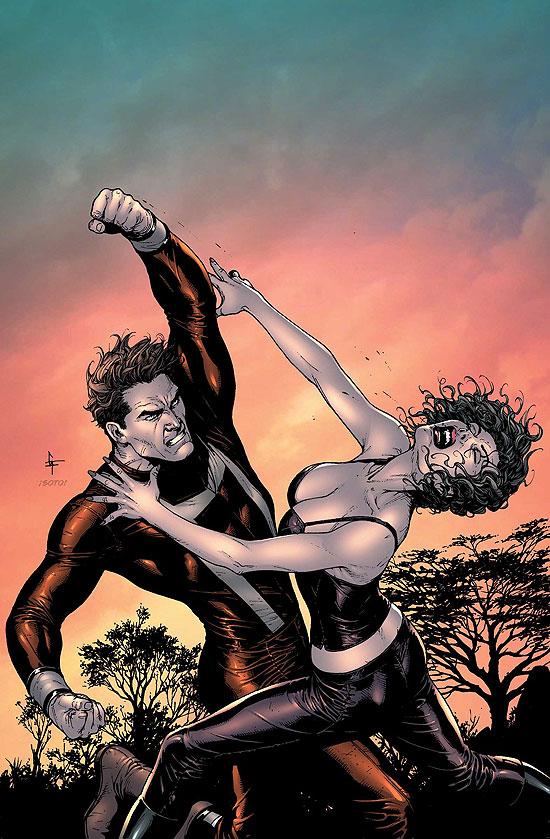 SQUADRON SUPREME #6 Marvel 2016 1st Print COMIC
