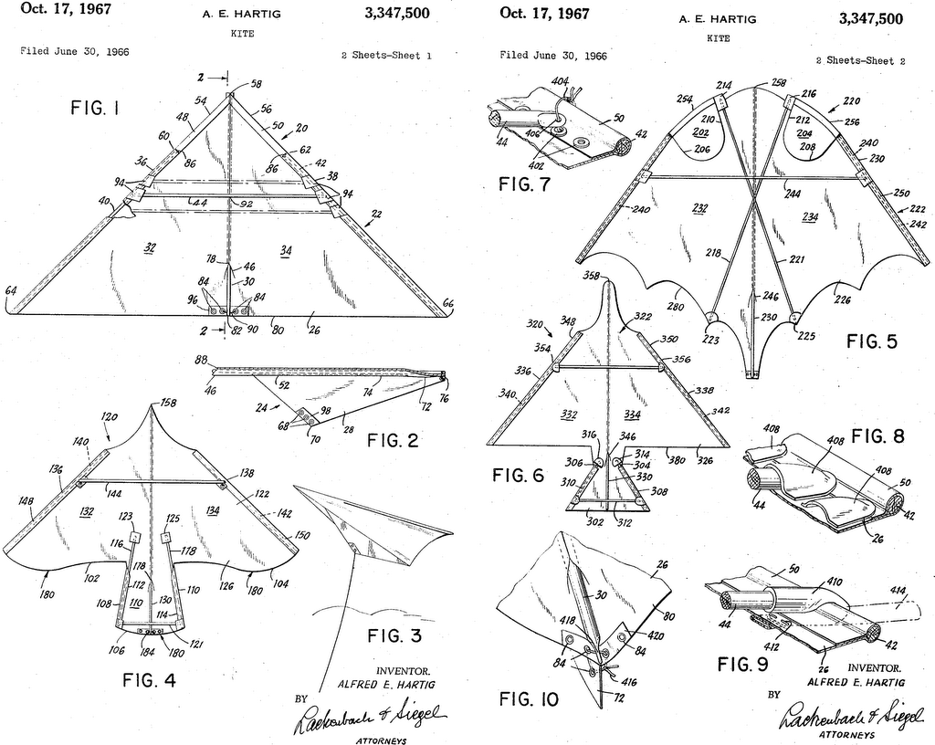 Kite Patents August