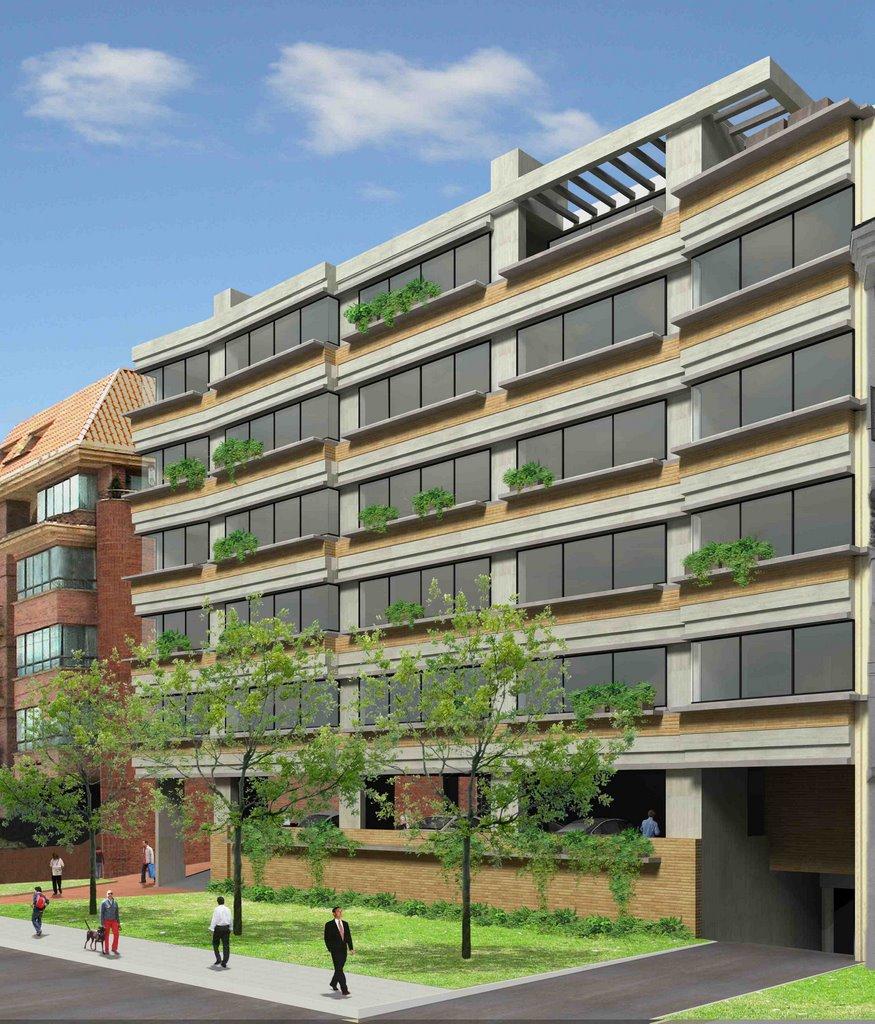 Edificio Violoncello Un lugar ideal para ejecutivos o