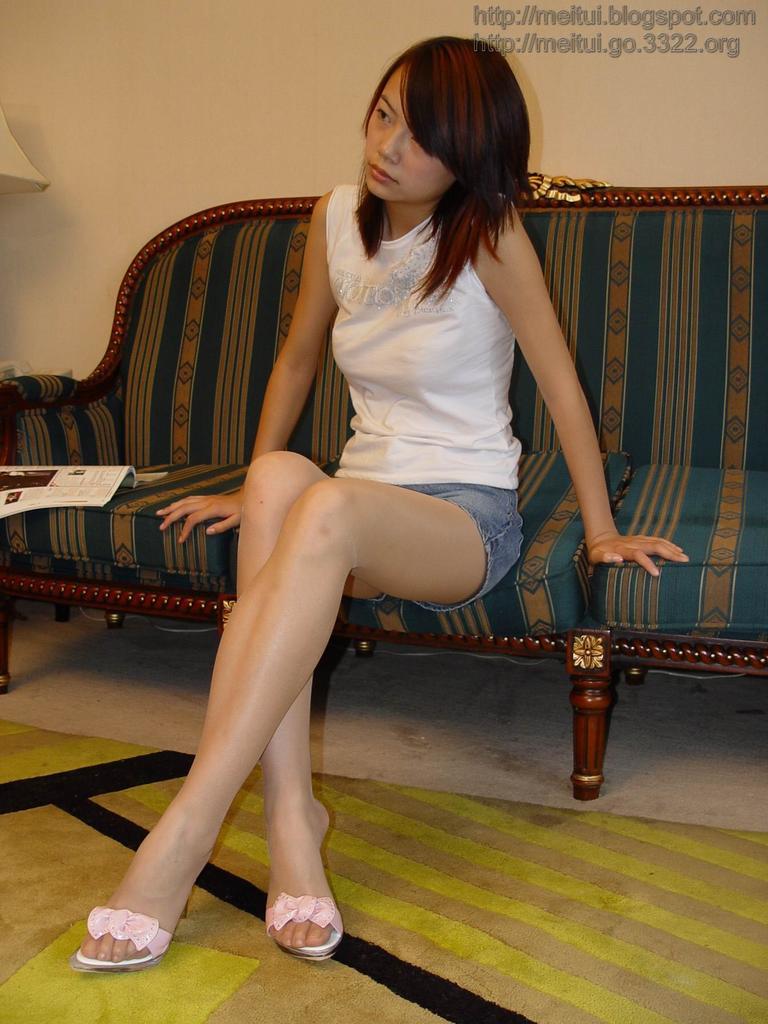 Candy N Heels Candy Leg Model Gallery 3