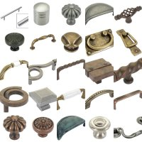Knobs, Hinges and More Decorative Hardware: Avante ...