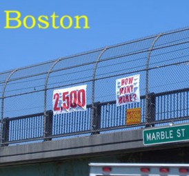 Boston Freeway Blogging