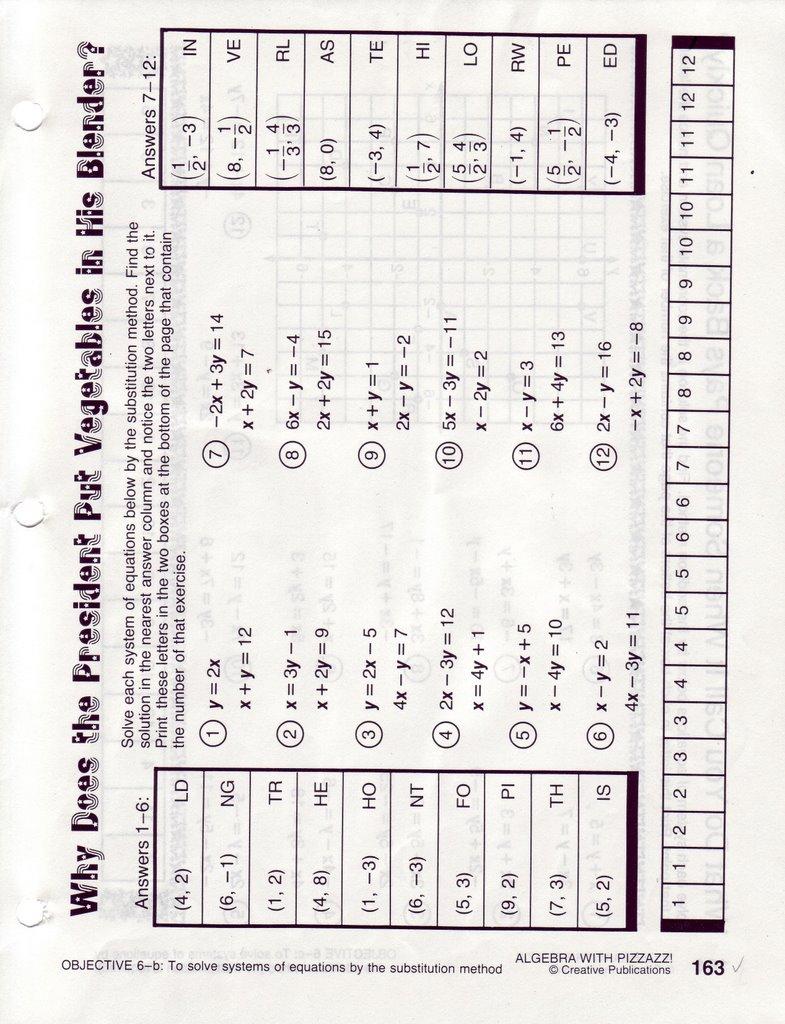 Ms. Chan's Algebra 1 05-06