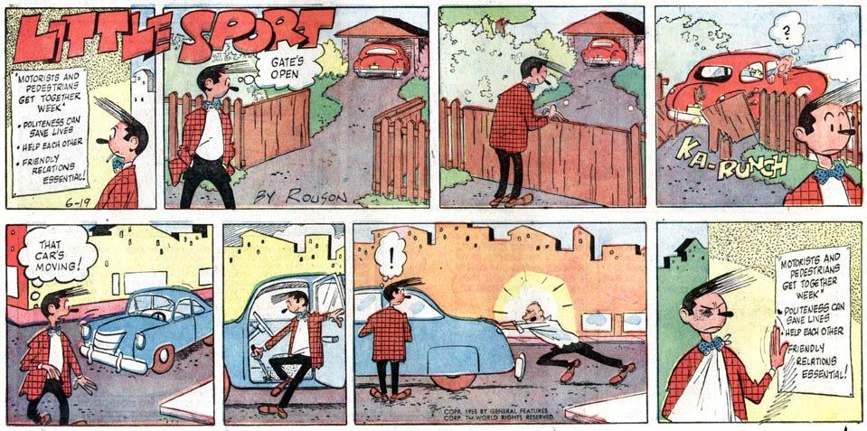 Image result for little sport cartoon