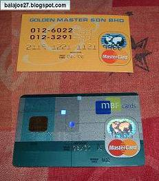 Image Result For Master Card Numbers