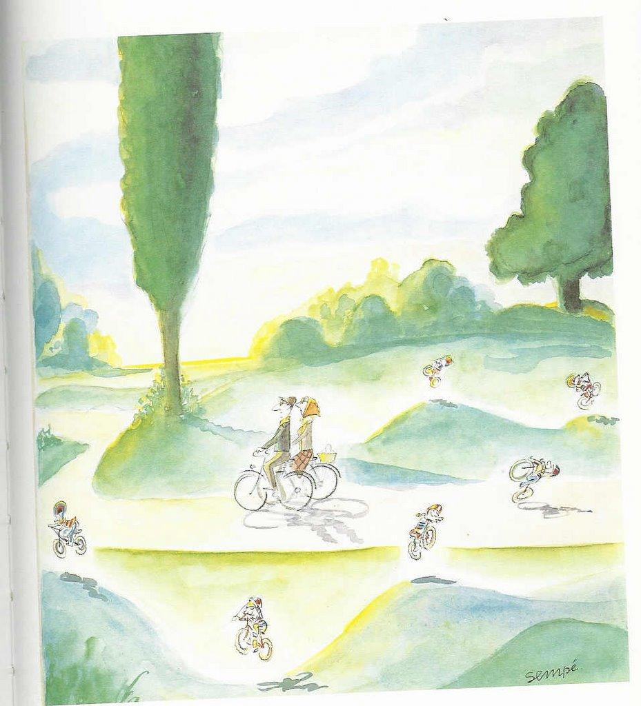 必要的靜默:羅展鳳映畫音樂隨筆: 法國繪本家:約翰-杰克.桑貝