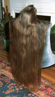 fresh pics extremely long hair
