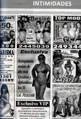 prostitutas western anuncios periodico prostitutas