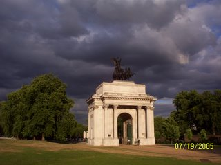 Wellington Arch, London, England