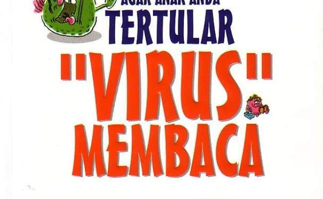Buku Yang Kubaca Agar Anak Anda Tertular Virus Membaca