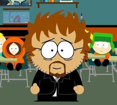 Xntrek South PArk Character