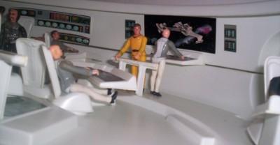 From the Archive: Star Trek: The Motion Picture Enterprise Bridge