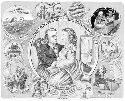 Illustrated Testimony in the Beecher-Tilton Scandal