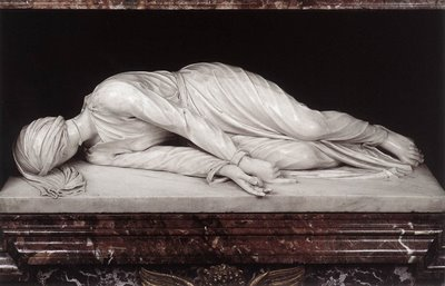 Maderno sculpture of St. Cecilia