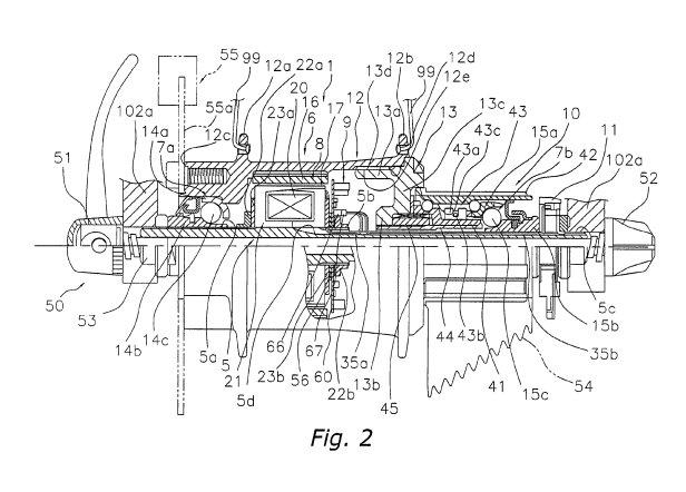 Bicycle Tech: Shimano Electrical Generator Hub Patent