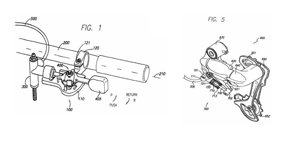 Bicycle Tech: Shimano Patent #7032475: Hydraulic Shifting