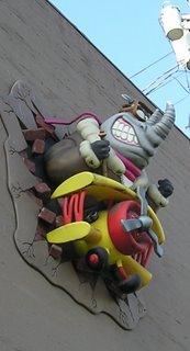 Fly, Rhino!