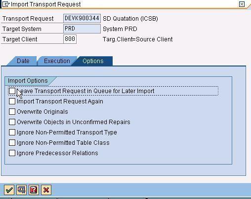SAP Transport Management System (STMS)