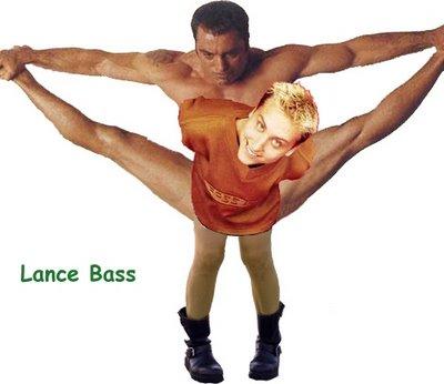 Lance Bass