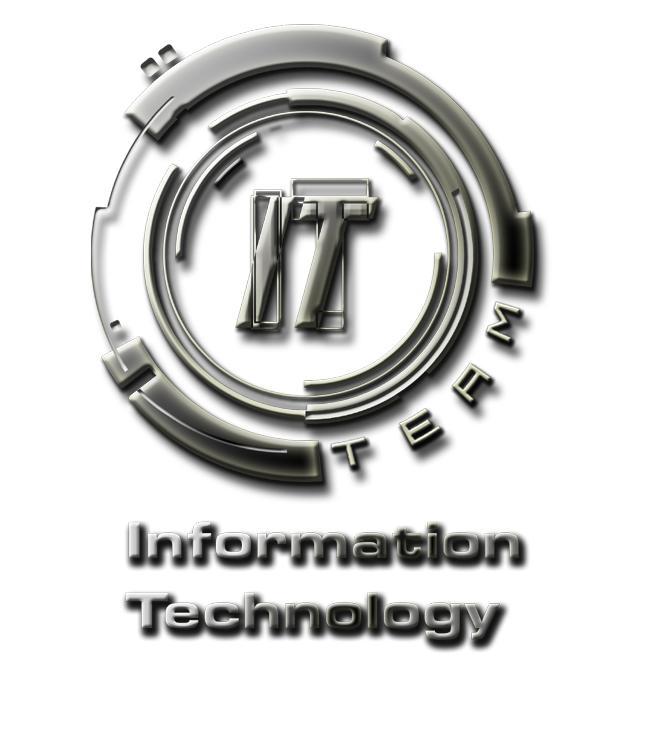 Information Technology Team  SIBM The IT Logo