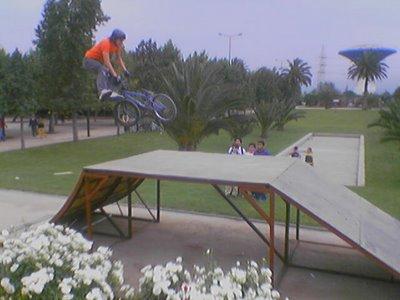 Ciclistas voladores