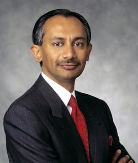 Sanjay Kumar ex-ceo of Computer Associates