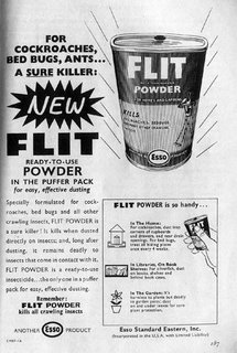 Flit Powder - Esso Standard Eastern, Inc.