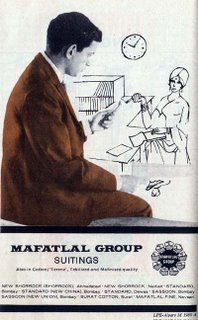Mafatlal Group Suitings