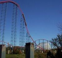 Superman Ride of Steel - Six Flags America