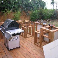Do It Yourself Outdoor Kitchen Granite Top Island Kitchens
