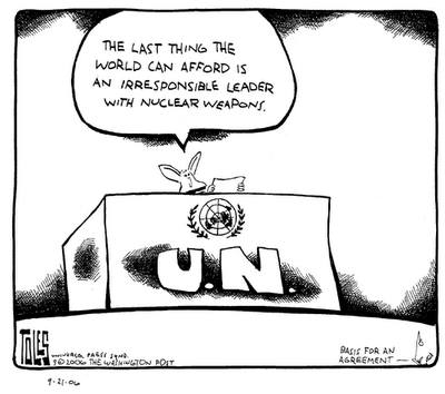 Truth, Justice & Peace: Cartoon of the Day