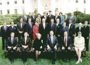 Dorothy King S Phdiva African Americans In Power. U S President Bill Clinton  ...