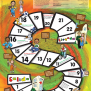 Juegos On Pinterest Spanish Board Games And Learn Spanish