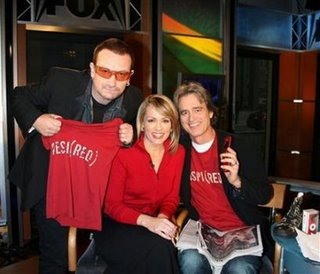 Bono, Bobby Shriver