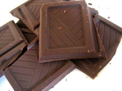 Bittersweet choc - 74 percent cocoa content