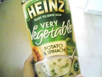 Heinz soup