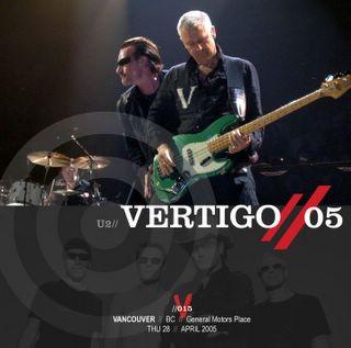 U2 bootleg Vancouver