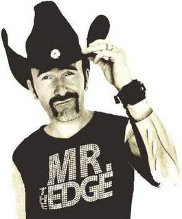 U2 Mr. The Edge