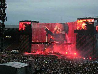 U2 Glasgow