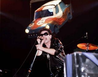 U2 trabant car