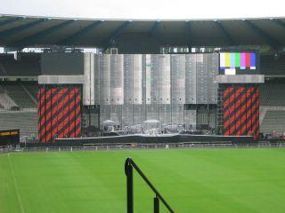 U2 satge bruselas