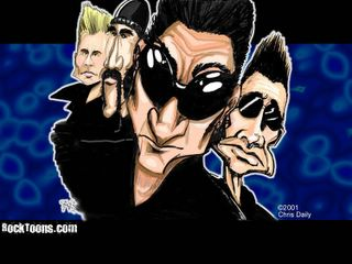 U2 Cartoon