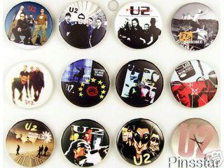 U2 pins